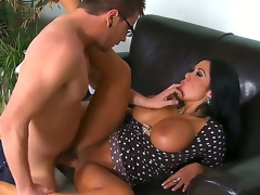 Dane Cross gets seduced into fucking by Mature sexy Sienna West
