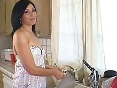 brunette puling hardcore milf kjønn hvit mamma mor husmor kone