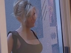 sjarmerende puling hardcore milf kjønn hvit blonde kone babe blowjob