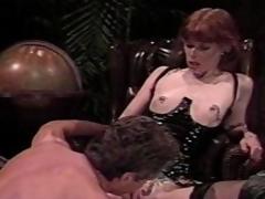 moden lady rødhårete anal